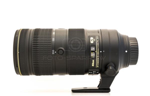 Nikkor 70-200 f/2,8 E FL ED VR