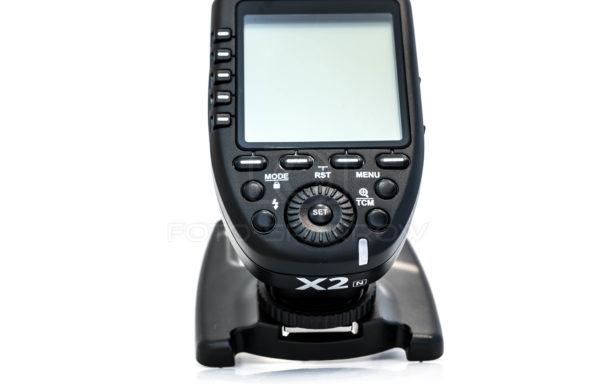 Wyzwalacz radiowy Quadralite Navigator X2 do Nikon
